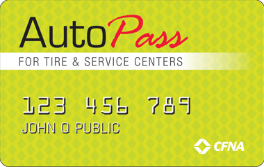 AutoPass Credit Card
